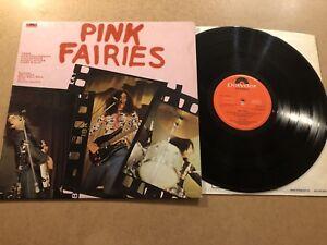 THE PINK FAIRIES -  PINK FAIRIES  LP UK POLYDOR  2384 O71 1st PRESS  A/1 B/1 N/M