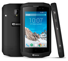 Crosscall TREKKER-S1 Smartphone mit 4-Zoll Display, Wasserdicht/Widerstandsfähig