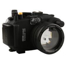 40m Unterwasser Wasserdicht Gehäuse Housing Case für Sony NEX-6 Kamera 16-50mm