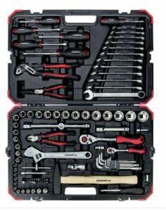 Universal - Werkzeugkoffer 100 - teilig  GEDORE RED R 46003100