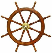 Ship Wheel Ships Steering Wheel Boat Wheel Pirate Ship Wheel Captains Wheel 36""