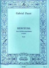 Berceuse Opus 16 (Les Soirées intimes) pour Flûte traversière ou Hautbois et Pia