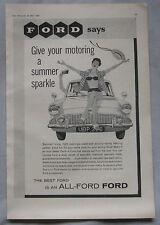 1961 Ford Original advert No.3