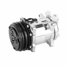 "Ac Compressor Fit For Sd508 Sanden Style V-Belt 2 Groove Pulley 3/4"" 7/8"""