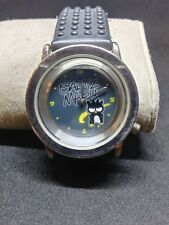 Sanrio black and white penguin Badtz Maru wrist watch. Will need new Battery
