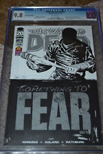 THE WALKING DEAD #100 SDCC SAN DIEGO VARIANT CGC 9.8 1ST APP NEGAN IMAGE COMICS