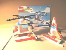 LEGO - Sistema -seenot Helicóptero N º 6342 con ba
