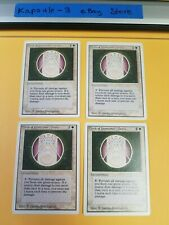 4x Circle of Protection: Green | Unlimited | MTG Magic The Gathering Cards