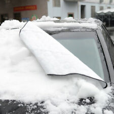 For Auto Car Windshield Snow Cover Magnetic Ice Frost Sun Shade Mirror Protector