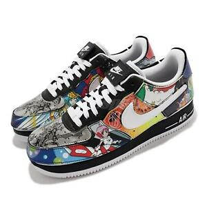 Nike AF1/1 Air Force 1 Nike and the Mighty Swooshers Black Multi Men DM5441-001