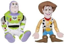 "23"" Buzz Light Year and Woody Cuddle Pillow Pal Plush Combo by Disney-New w/Tags"