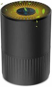 Purificateur d'Air avec Filtre HEPA Filtration en 4 Étapes Filtre d'Air Silen...