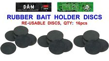 Mad Cat Rubber Bait Holder Discs for Dead / Livebait Catfish Pike Fishing
