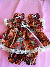 New ListingCabbage patch doll Dress for 16' new Fall design
