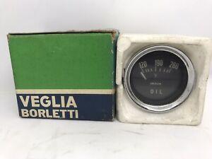 FERRARI 250 GT GTE 1960 - 1962 OIL TEMP GAUGE VEGLIA