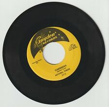 Torok Mitchell CARIBBEAN 45 vinyl 7 in Guyden Records 2018