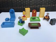 Playmobil Living room And Bathroom Suite