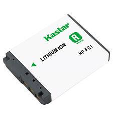 1x Kastar Battery for Sony NP-FR1 Cyber-Shot DSC-P100/LJ DSC-P100PP DSC-P100/R