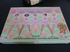 100% Authentic Benefit Cheerleaders Pink Squad Hoola Highlighter Bronzer Palette