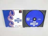 FIFA ROAD TO WORLD CUP 98 Playstation PS Import JAPAN Video Game p1