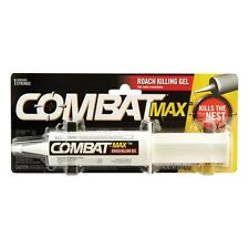 LARGE 2.1oz Combat Max ROACH KILLING GEL
