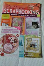 Magazine passion scrapbooking n°17