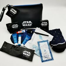 United Airlines Polaris Star Wars First Business Class Amenity bag