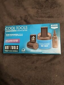 Cool Tools by HOT TOOLS Argan Infused Conditioning Steam Setter #HTCT9000