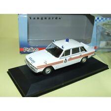 Triumph 2.5 Pi Cleveland Constabulary Traffic car Police Vanguards Va08211 1 43