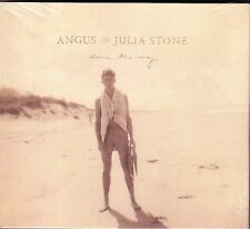2 CD (NEU!) ANGUS & JULIA STONE - Down the Way (+Memories of an old Friend mkmbh
