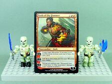 MTG Koth of the Hammer Duel Decks Venser vs Koth NM Foil Magic Card Planeswalker