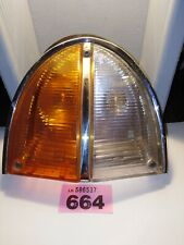 TRIUMPH 2000 LIGHT LAMP LUCAS L850Complete lamp indicator and side light