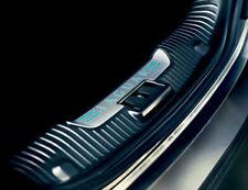 JAGUAR ILLUMINATED SILL PLATE TRUNK - XJ Tread Plate *OEM Brand New*