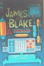 JAMES BLAKE FILLMORE POSTER Original Bill Graham BGF1114 Derek Studebaker