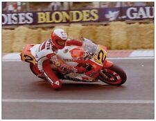 Photo Marlboro Yamaha YZR500 1986 #2 Eddie Lawson (USA) GP Spa Francorchamps
