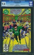 Green Lantern #150 CGC 9.8 DC 1982 Giant issue! Justice League! JLA! cm