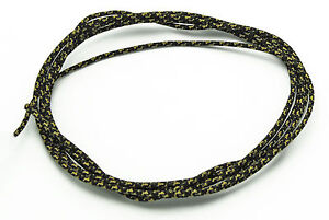 3' BCY Camo D Loop Material Archery Bowstring Rope Drop Away Cord