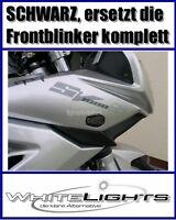 LED-Blinker/Verkleidungsblinker schwarz Suzuki SV 650/1000,smoked fairing signal