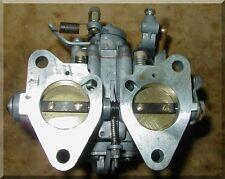 FIAT 500 SOLEX 32 PHH CARBURETOR UPGRADE