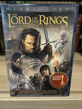 The Lord Of The Rings The Return Of The King Dvd 2-Disc Set New/Sealed