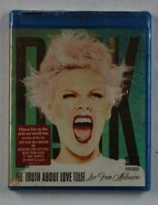 Pink P!NK The Truth About Love Tour: Live From Melbourne GER Blu Ray Disc 2013