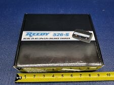 Reedy 526-S Balance Charger AC DC 2S-6S LiPo Life Balance Charger RC 604