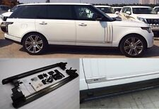 ELECTRIC side step Range Rover 2013 2014 2015 nerf bars running board Power step
