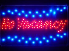 led124-r No Vacancy Hotel Motel Led Neon Sign