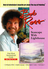 Bob Ross: Seascape w/Lighthouse (DVD, 2014)