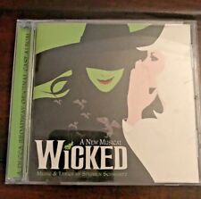 Wicked: A New Musical [Original Broadway Cast Recording] CD, 2003