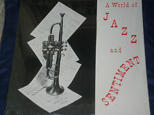 JIM JOSEPH,CLAUDINE WILLIAMS,DON EWELL - MINT & SEALED USA JAZZETTE LABEL LP