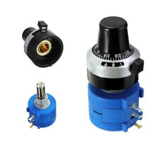 3590S-2-101L 100R 100 ohm Potentiometer pot 10Turn + Counting Dial mah