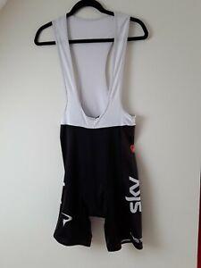 Castelli Sky Castelli Bib Shorts In Size XXXL