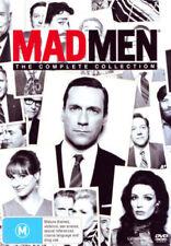 Mad Men Complete Series Collection Season 1-7 NEW DVD Box Set Region 4 R4